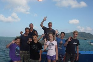 Junior Open Water Course Scuba Cat Diving Phuket Thailand