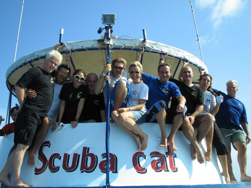 Scuba Cat Diving  5 Star CDC Center,  Instructor