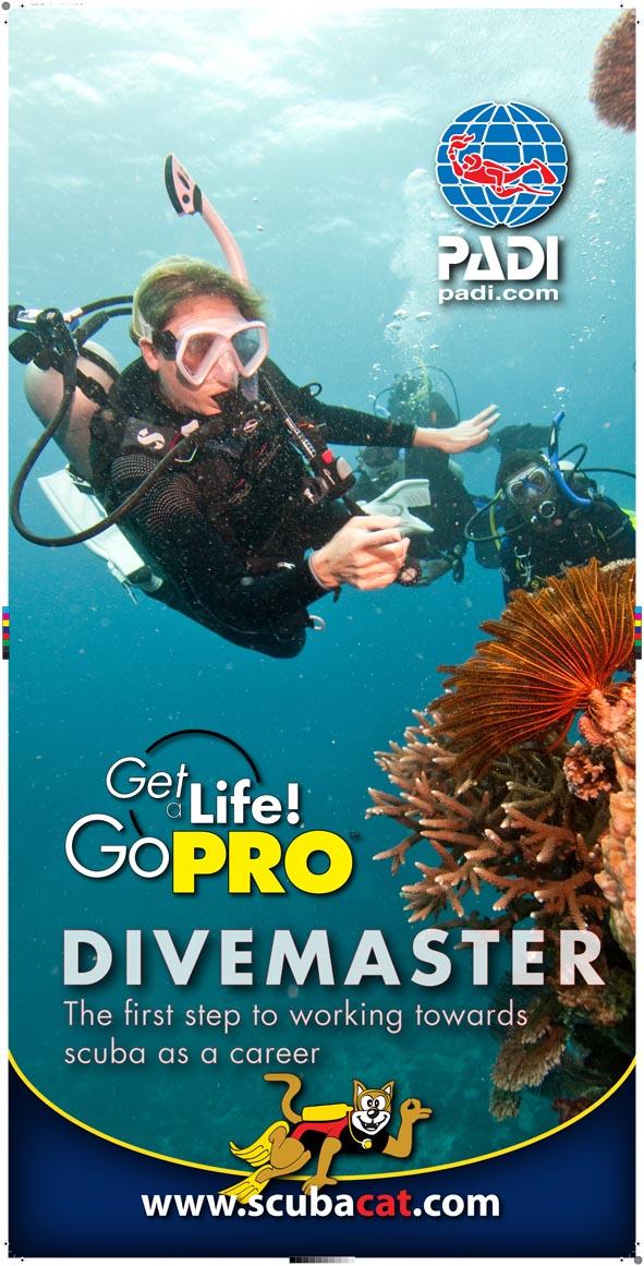 Scuba Cat Diving Phuket Thailand New  Divemaster