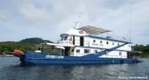 Scuba Cat Diving Phuket Thailand MV Scuba Cat Liveaboard