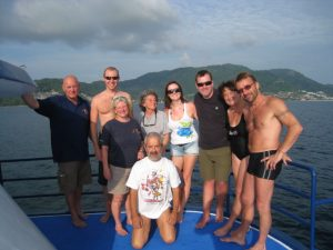 Scuba Cat Diving Phuket Thailand Similan Liveaboard MV Scuba Adventure