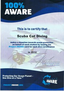 Scuba Cat Diving  5* CDC Phuket Thailand