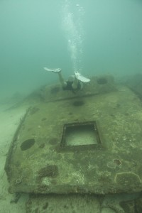 Scuba Cat Diving Phuket Thailand Wrecks in Racha Yai