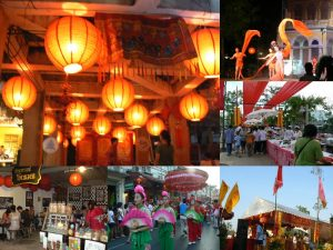 Festivals in Phuket Chinese New Year