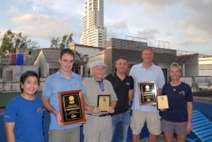 Scuba Cat Diving Phuket Thailand Reef Check Award