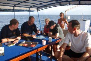Scuba Cat Diving Phuket Thailand Dive Briefing