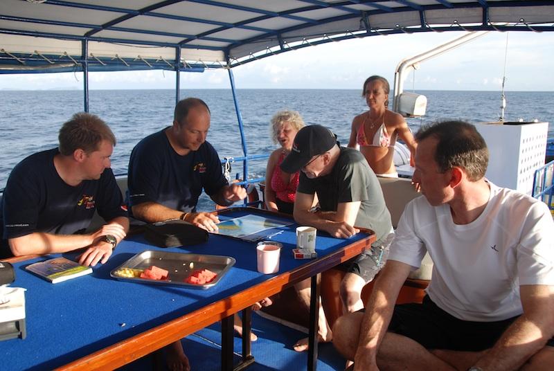 Scuba Cat Diving Phuket Thailand  E learning Divemaster