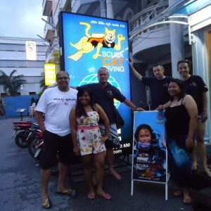 Scuba Cat Diving Phuket Thailand Customer Testimonials