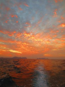 South Andaman Sun Set